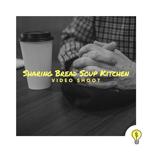 We had the privilege of meeting with Bob Evans from #sharingbreadsoupkitchen to shoot a video. // Visit www.sharingbread.com to learn about their mission and consider donating as well!