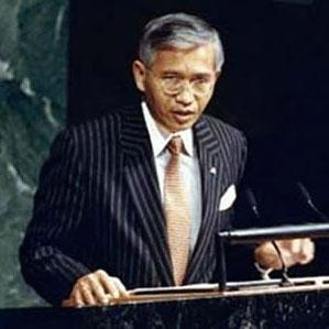 Former U.S. Ambassador to the United Nations