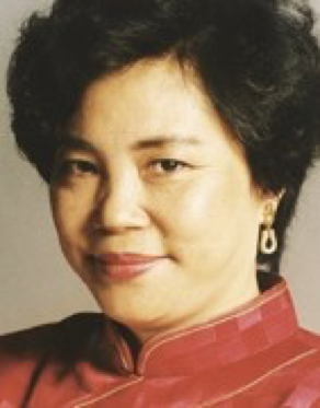 Lucia Chen, President of New World Art Center