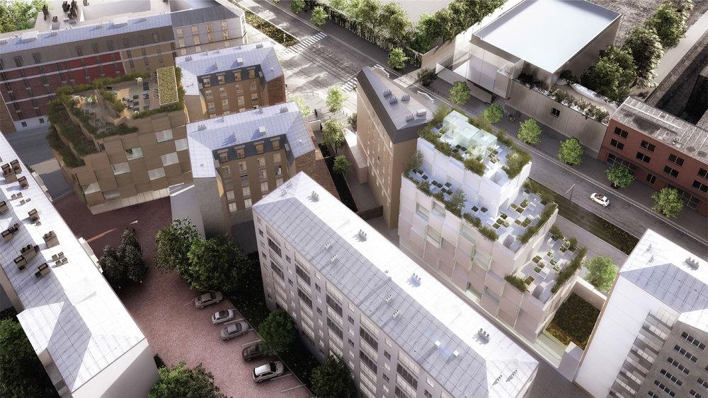 NOC 42 - Ecole 42 -AR Studio Architectures - Xavier NIEL - Kwame YAMGNANE - Florian BUCHER - Nicolas SADIRAC - Free - Reinventer Paris 3.jpg