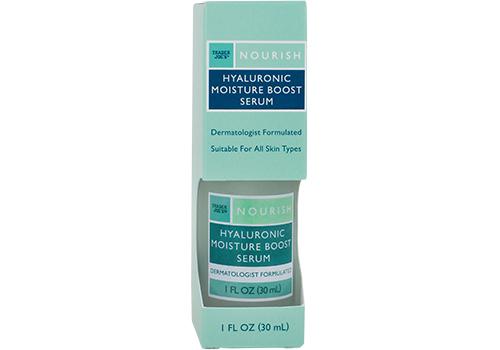 Hyaluronic Moisture Boost Serum