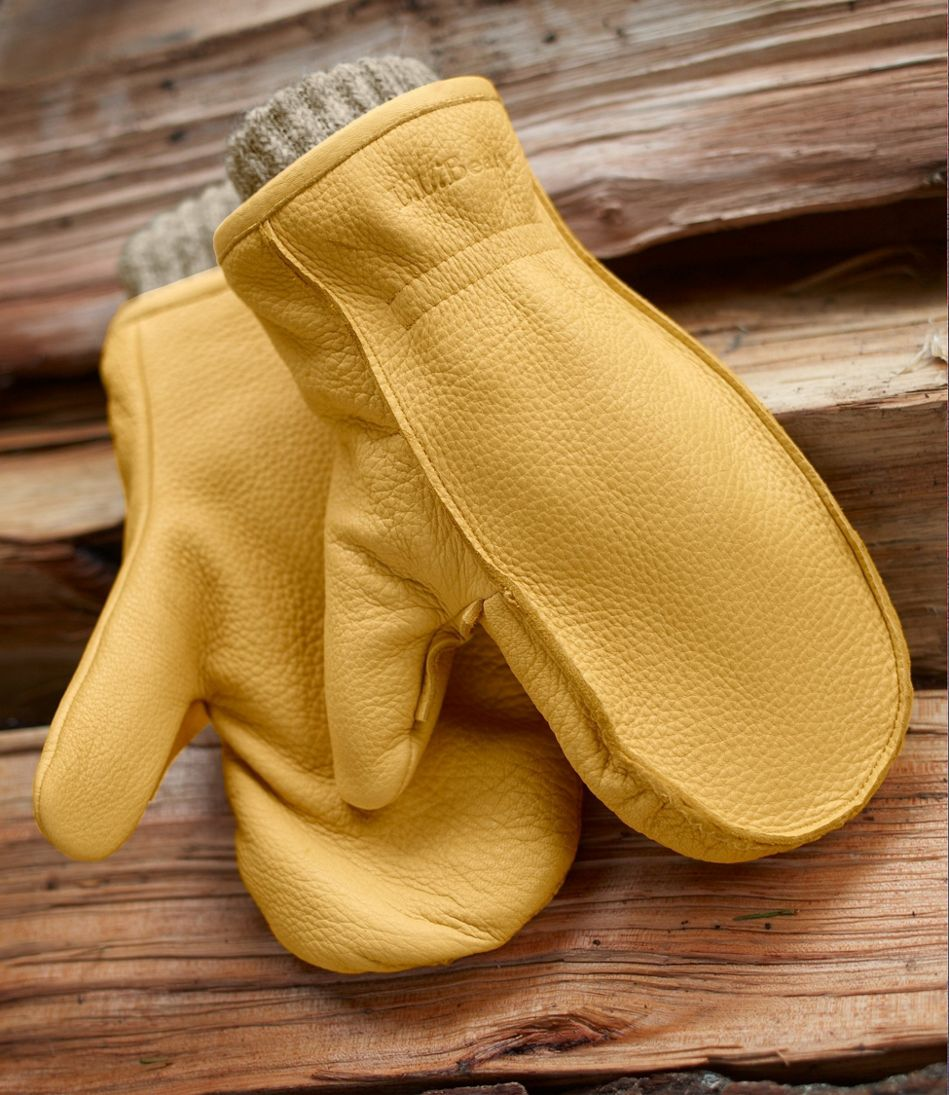 Winter Gloves - $69 - LL BeanOne thing you probably know about them: they have hands. Help them stay cozy with these cute and functional unisex mittens.