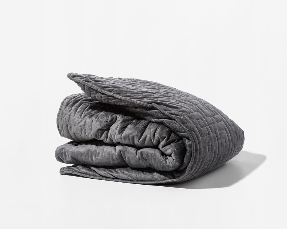 Weighted Blanket - $249+ - Gravity BlanketsDads get stress and anxiety too—and may have a harder time saying so. Give him 25lbs of help this Christmas with a weighted blanket, and he may just sleep until New Year's.