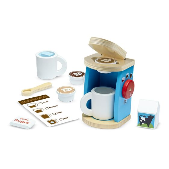 Melissa and Doug Coffee Set