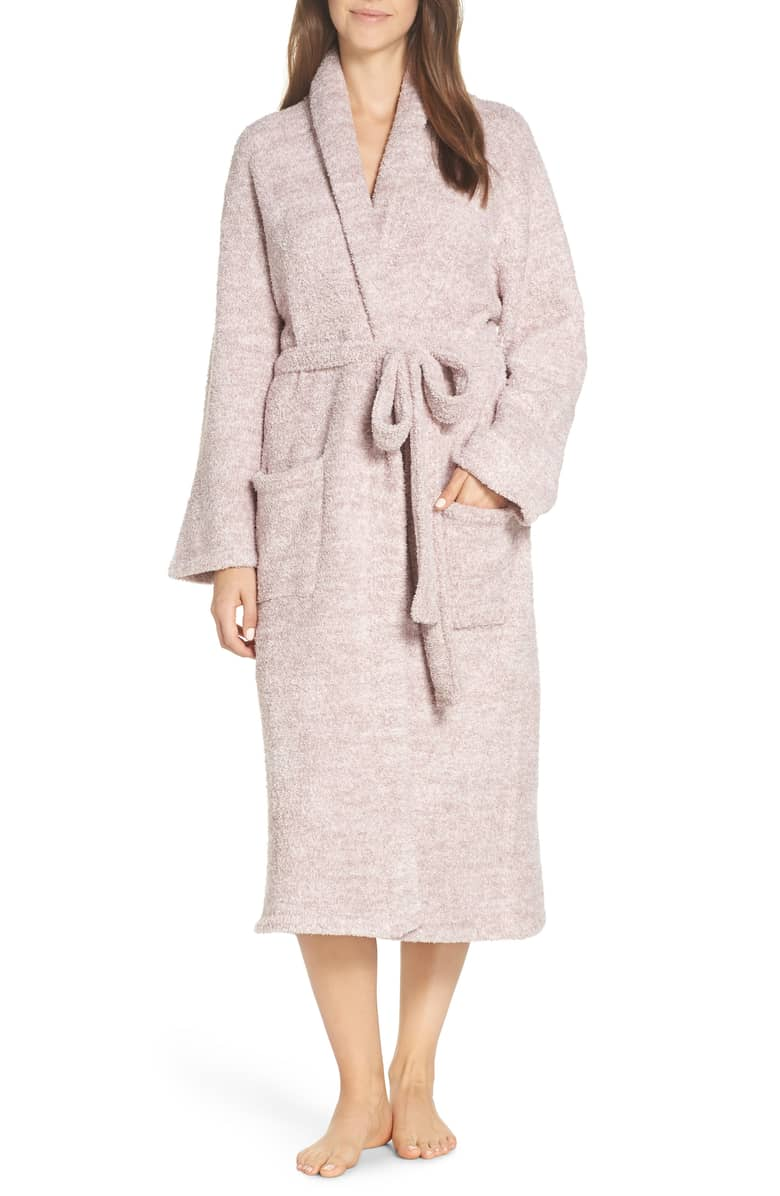 Barefoot Dreams Robe $99 - I don't think I have to tell any of you the importance of self-care. My favorite type of self care (even above baths!) is being cozy. You just can't feel bad when you feel cozy. I really wish that for Nicole. She carries a lot on her shoulders and cares so deeply for the people around her, I want her to have some excellent cozy moments this year. Moments to indulge in having to do nothing more than snuggle into a gorgeous robe and just take a deep breath.