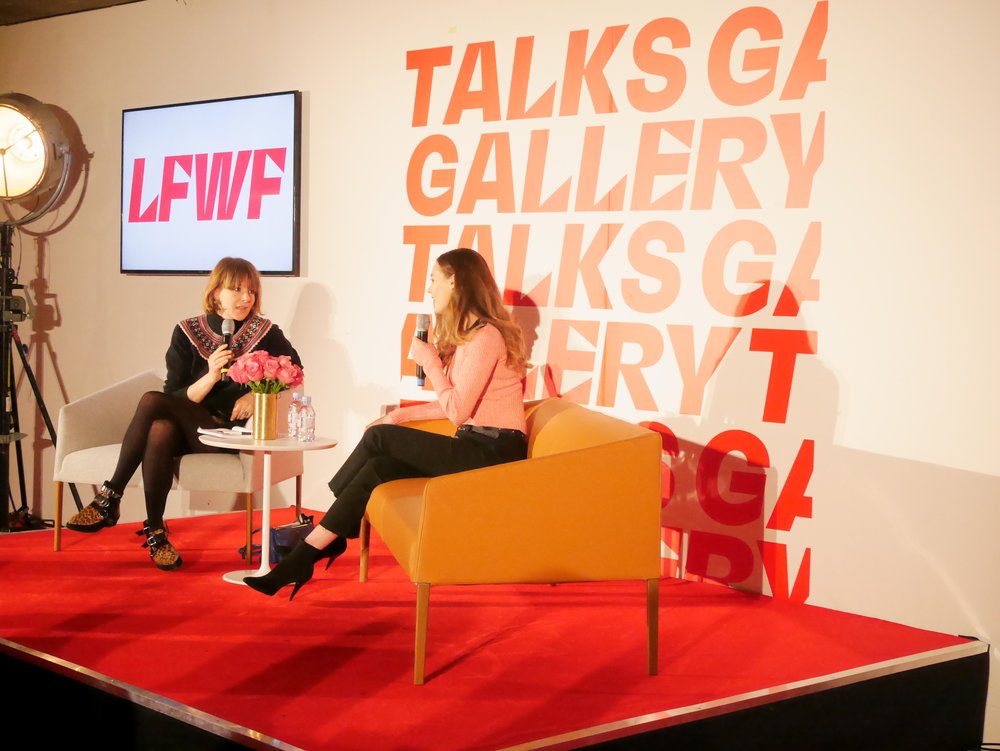 London-fashion-week-festival-elisa-les-bons-tuyaux-niomi-smart-talk.JPG
