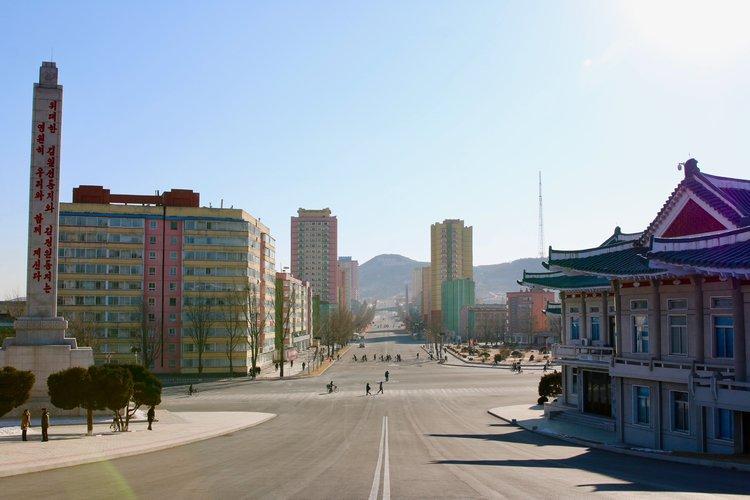 North Korea#55 - 2018