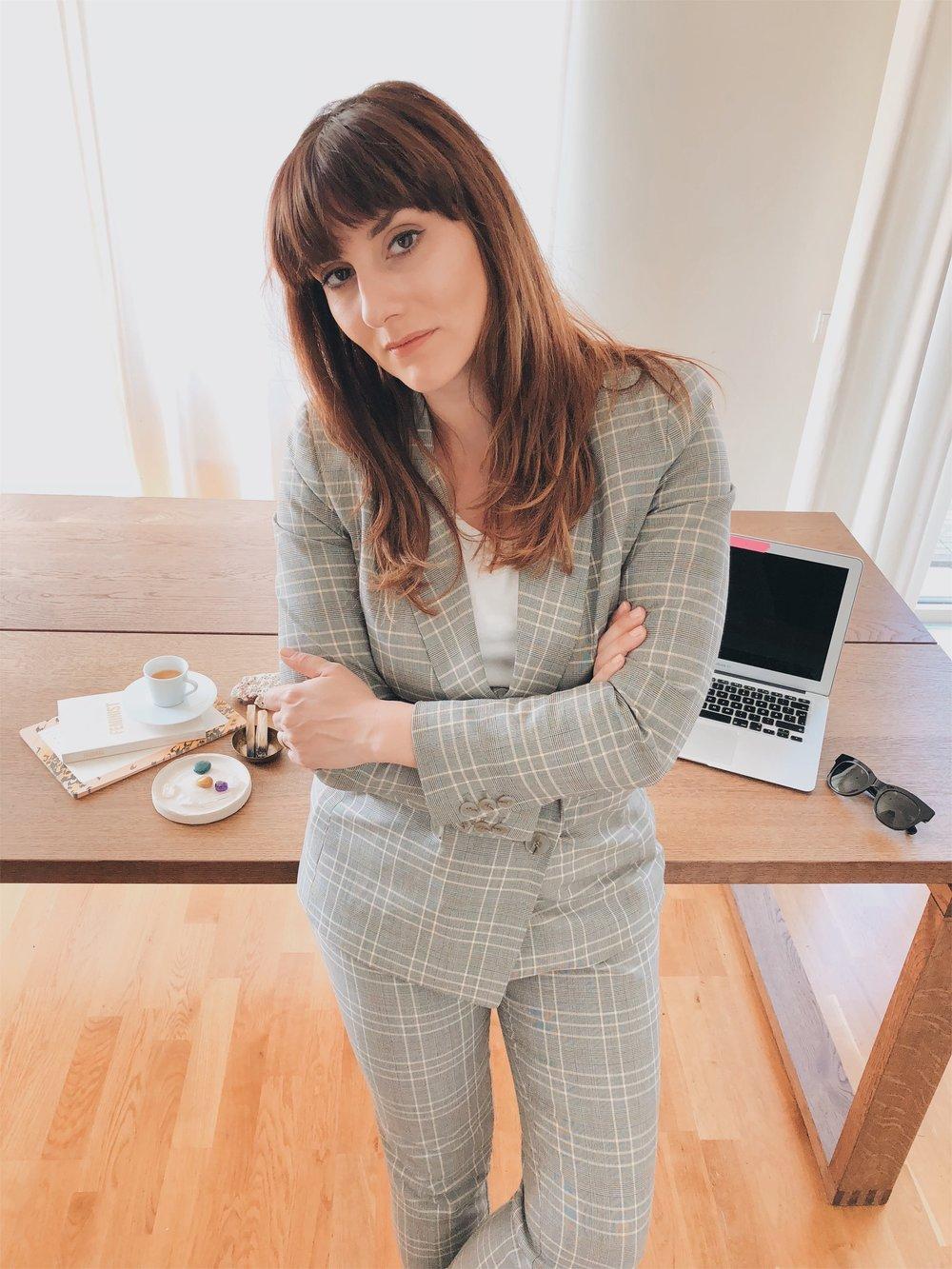 Nathalie Rajic • Chefsredaktör