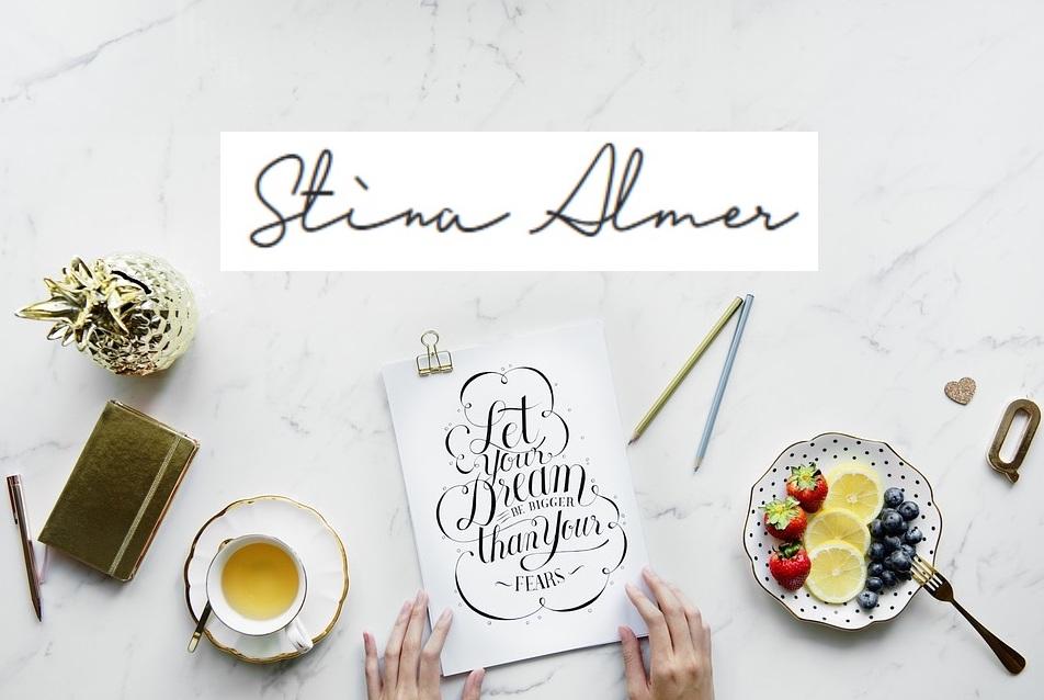 Välkommen! - Spiritual Junkie & Miracle WorkerInstagram @stinaalmerKontakt