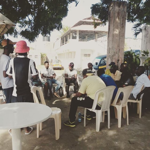 The Participants interview over the weekend was a success! Alhamdhulillah ** #Kumekucha #itsanewdawn #community #leadership #standforpeace #transformation #resourceforpeace #traumahealing #interview #future #futureleaders