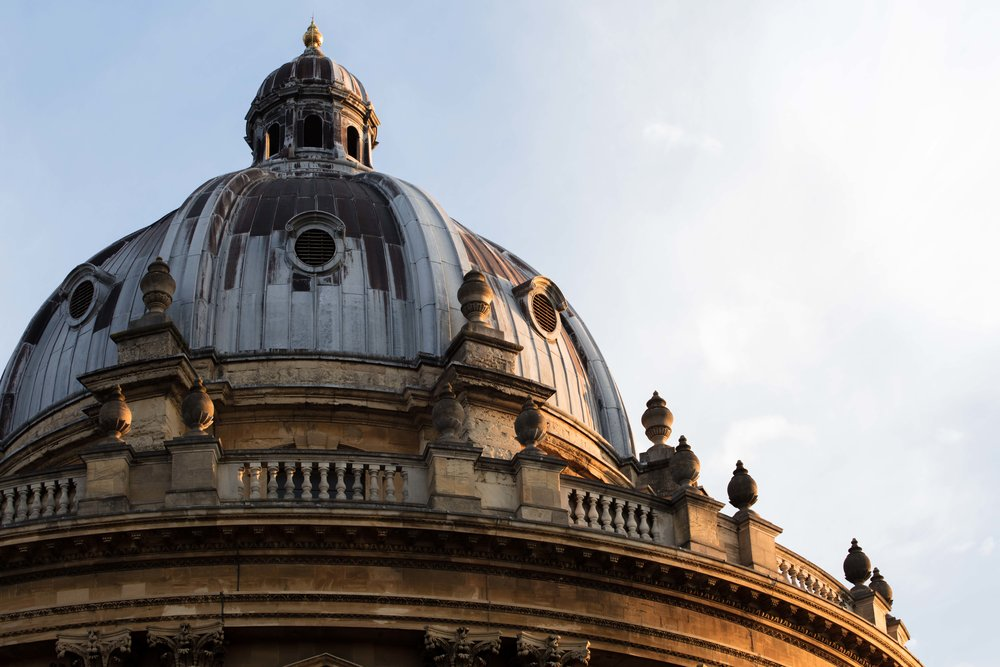 Radcliffe Camera - Radcliffe Square, Oxford, UK -
