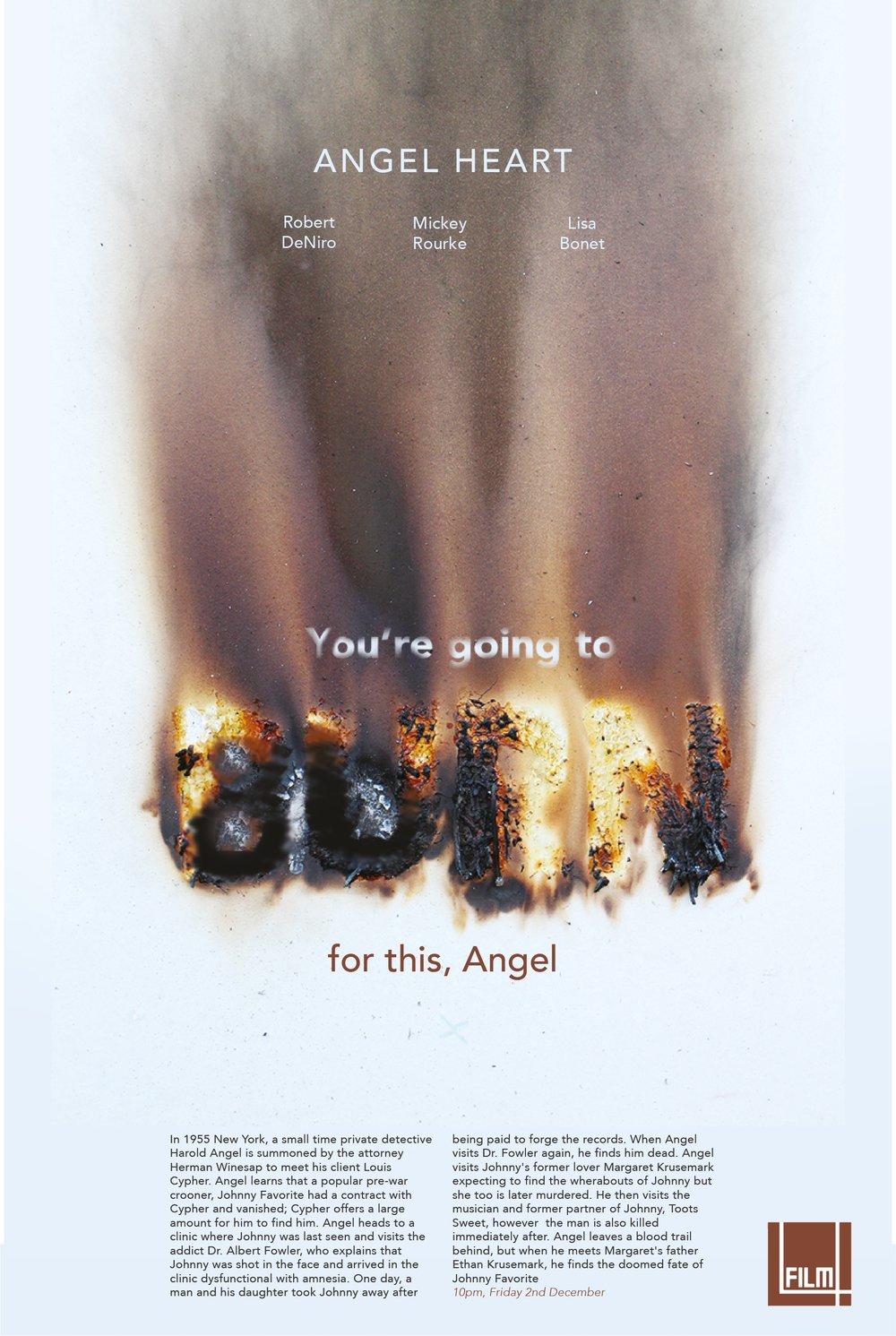 Copy of Film Poster Typography