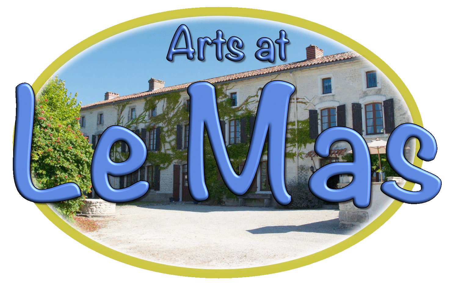 Arts at Le Mas Manor House