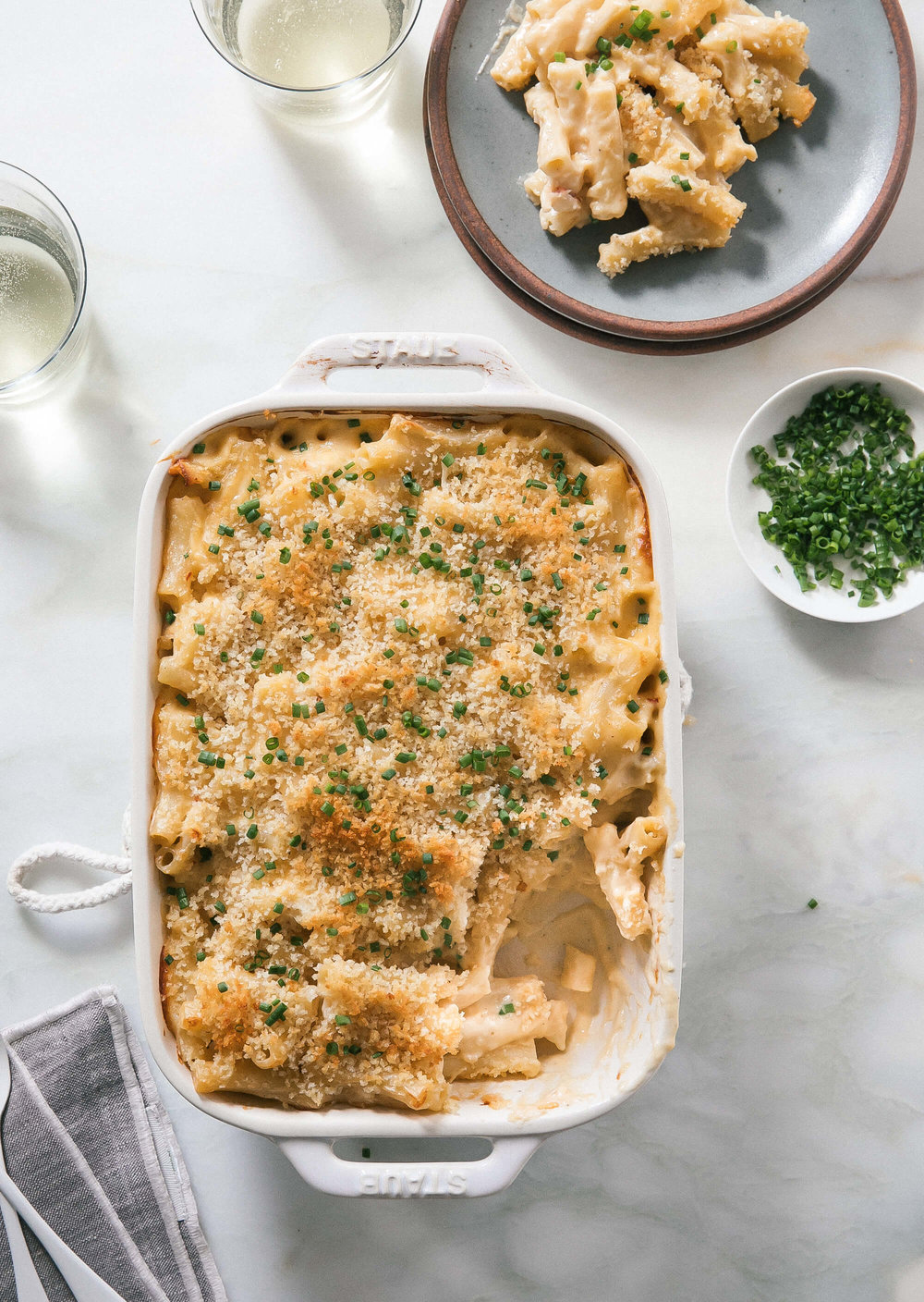 6.Lobster Macaroni and Cheese -