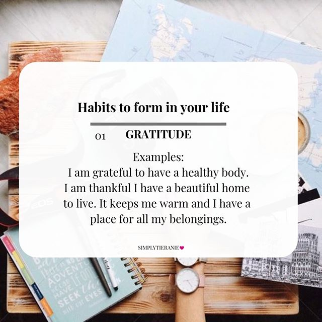 Daily gratitude is just one example of many healthy habits you can add to your daily routine. Not only do you get to express your gratitude, but you can look back at what you were grateful for everyday and grow from it! It's also a great habit to add to your tracker! Check the link in our bio to get your Healthy Habits Tracker! ⠀⠀⠀⠀⠀⠀⠀⠀⠀ #healthyhabits #simplydeclare