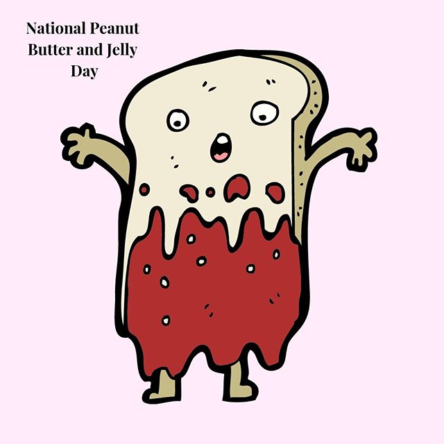 Celebrate the simple things in life, like PB&J! Happy #NationalPeanutButterandJellyDay