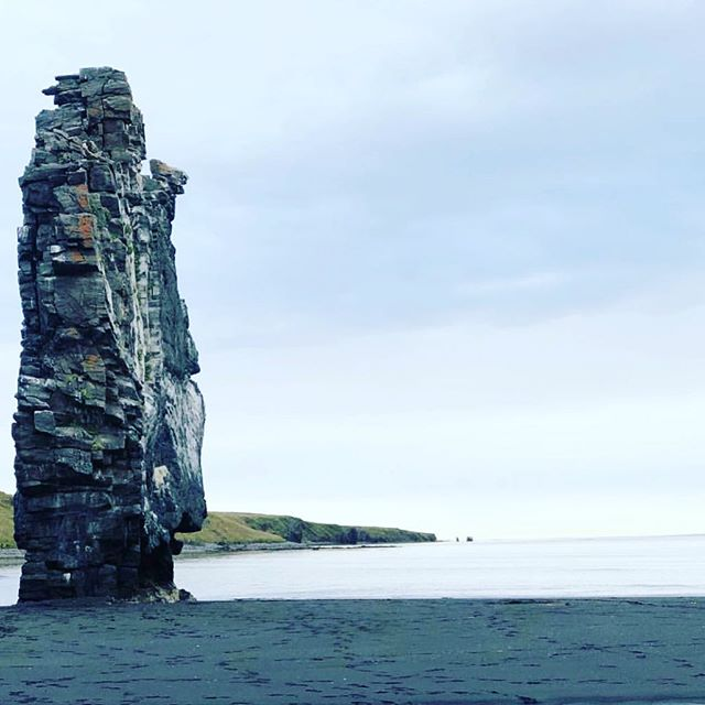 Hvítaserkur 📸 by @brynjau  #niceland  #thegreatoutdoors  #exploremore  #welcometoniceland