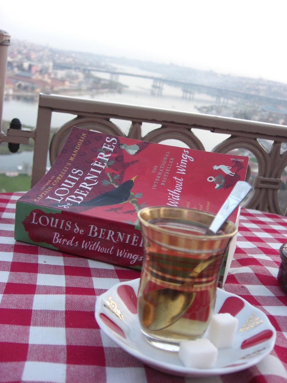 The Bosphorus - Istanbul.JPG