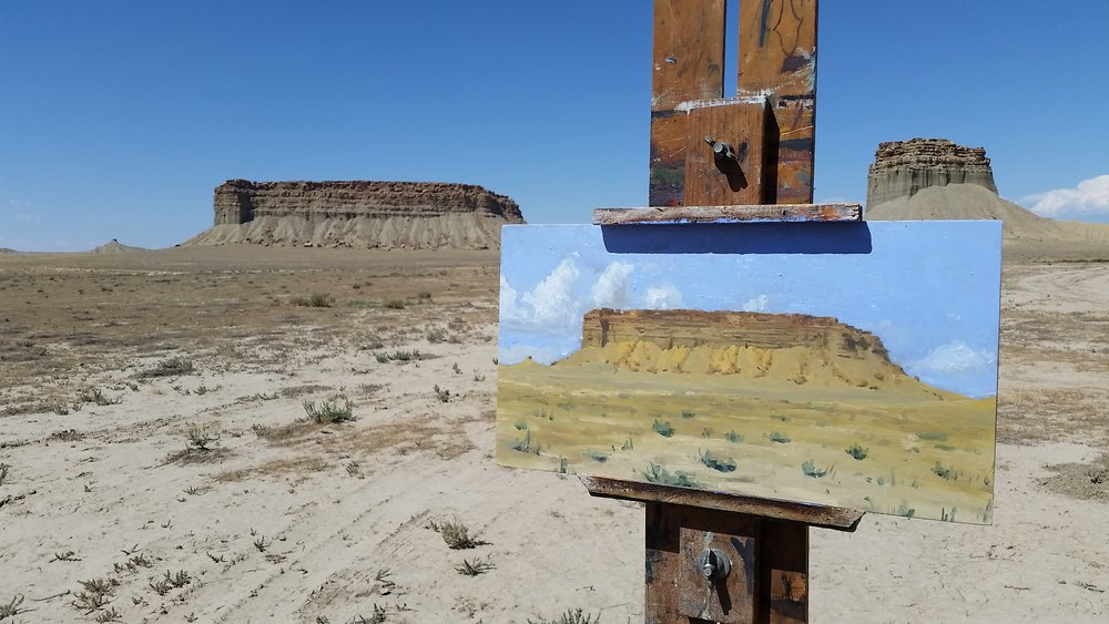 Plein Air Paintings - For Sale
