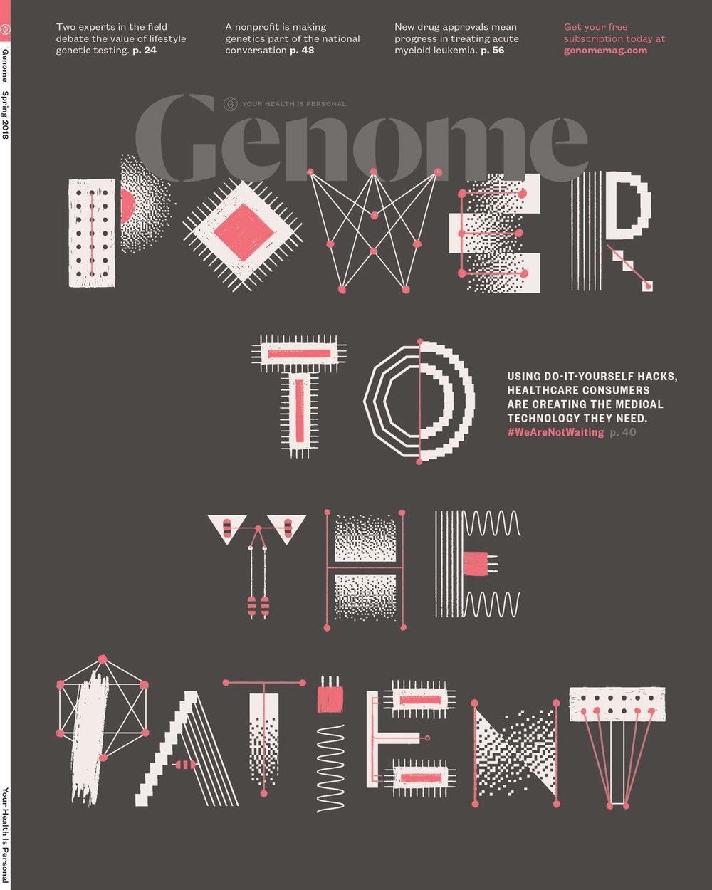 Photo courtesy of genomemag.com/category/issue/spring-2018/