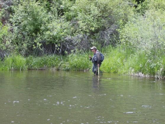 collin papuga fishing