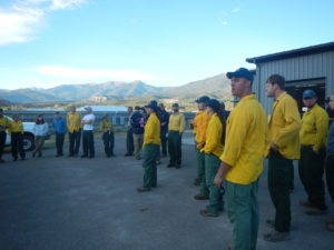 Hayden Creek Rescue Volunteers