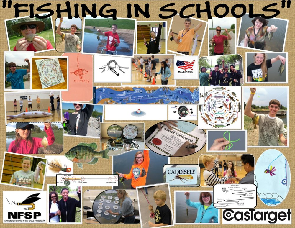 National Fishing In Schools Program Colorado Trout Unlimited