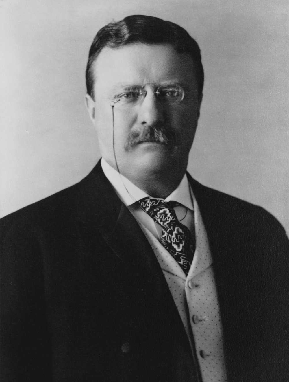Pictured: President Theodore Roosevelt. Wikipedia Commons.