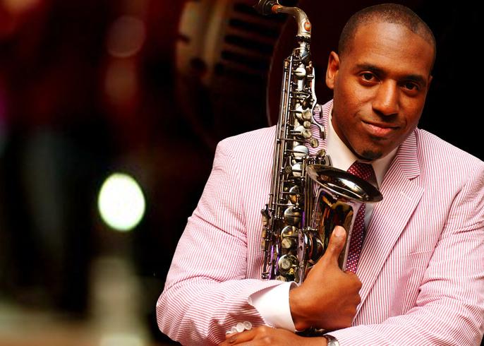 Jeremy Benoit - Saxophonist Jeremy Benoit