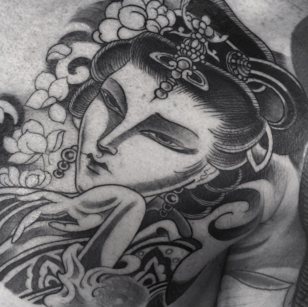House Artists - We are able to provide you with every style of tattooing with quality.