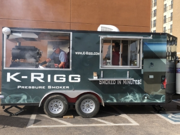 K-Rigg Food Trailer