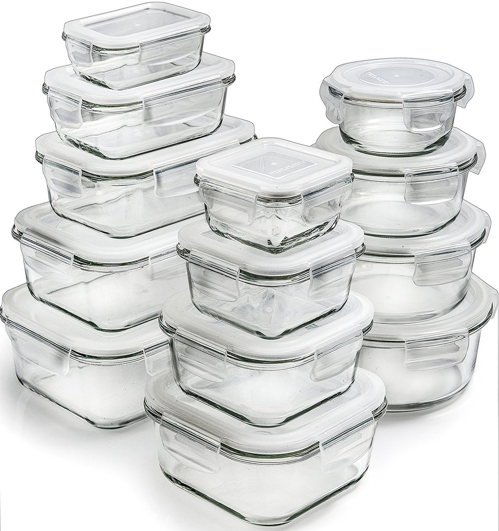 Snap Lid Containers at  Amazon