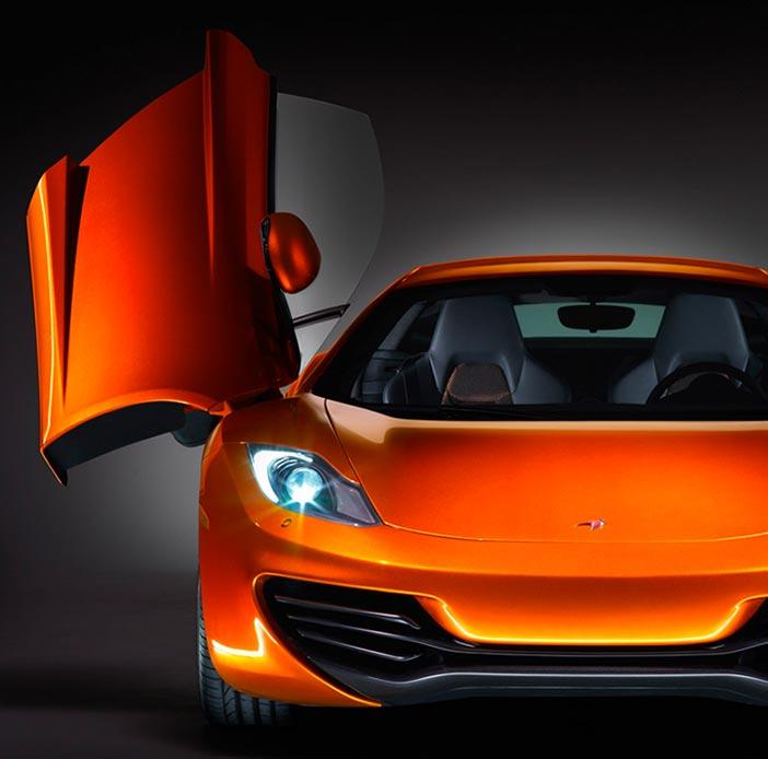 McLaren Roadcars