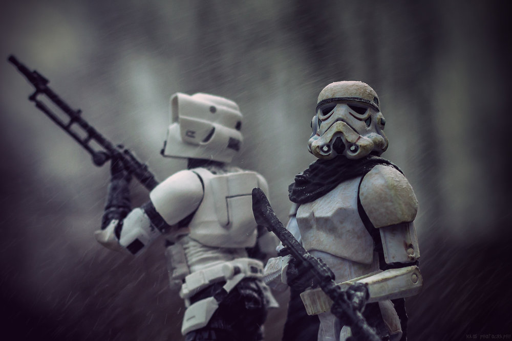 Hunting Rebel Scum