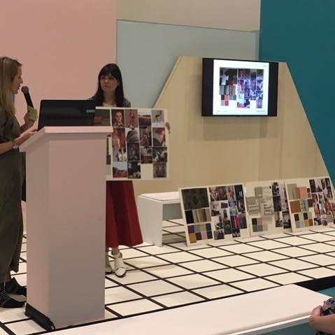 Happy Saturday and flashback to @granddesignslive in May where @maklinandmacrae presented an interior trend and colour seminar. We are delighted to have been asked back to the theatre for the 2019 @granddesignslive.....thank you!  #thrilled #excited #seminar #presentation #granddesignslive #designshow #designers #designstudio #interiordesign #interiordesigners #residentialdesign #london #londonstyle #tradeshow #saturdayinspiration #southkensington #kensington #highgate #hampstead #belsizepark #crouchend #blackheath #hampshire #islington