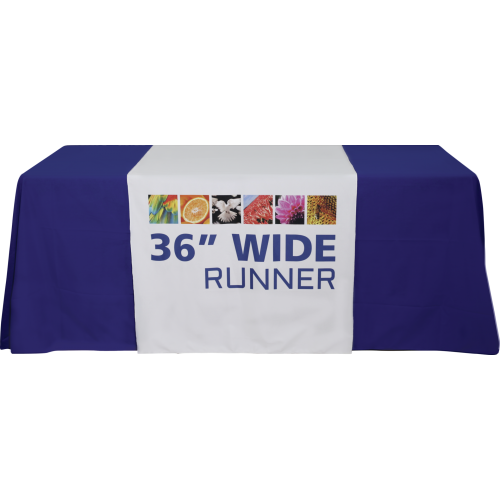 "TABLE RUNNER 24""-60"" WIDE"