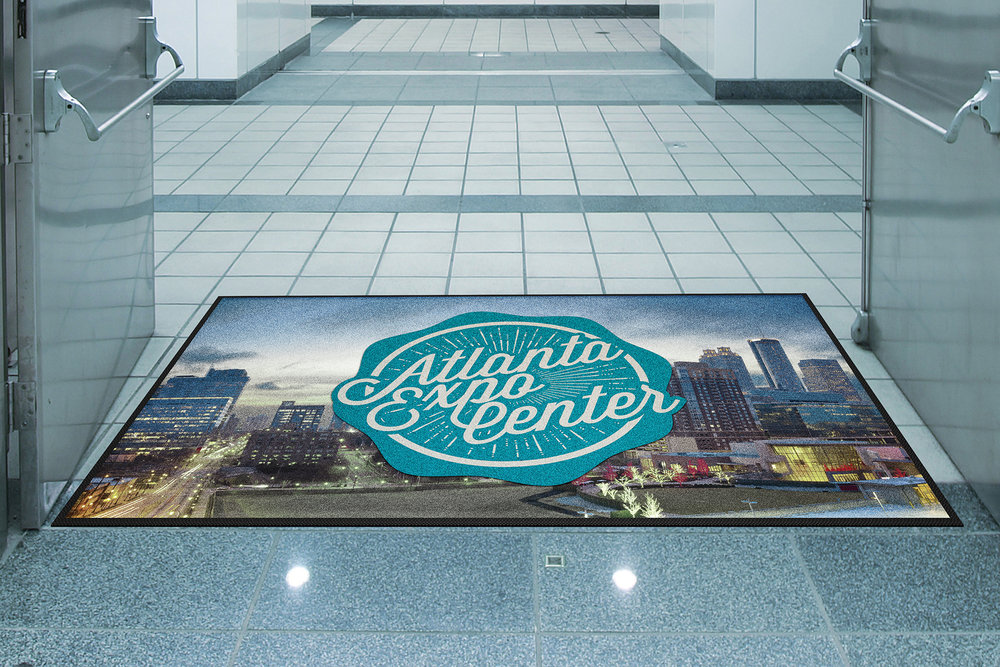 INDOOR HD PRINTED MATS