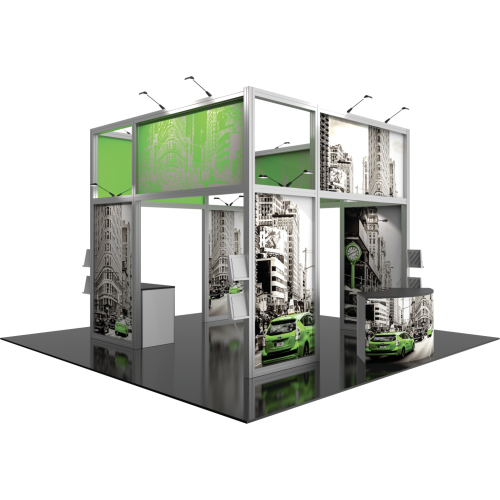 MODULAR TRADESHOW DISPLAY