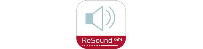 ReSound Control mobilna aplikacija slusni aparati in ORL specialist za sluh