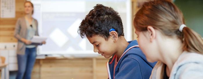 ReSound slusni aparati in specialist za sluh ORL podpora