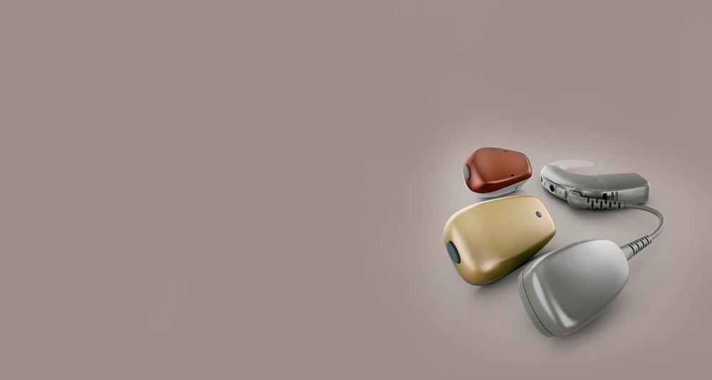 Kostno-prevodni vsadki Baha - Ljudje po vsem svetu se že več kot petintrideset let povezujejo s svojim življenjem s pomočjo sistema kostno-prevodnih vsadkov Baha. Sistem Baha izkorišča naravno kostno prevodnost zvoka, zato je koristen učinek pri uporabnikovem poslušanju ter sporazumevanju nemudoma opazen. Procesor Baha je ustvarjen po standardu Made for iPhone ter je povsem skladen in povezljiv z vašimi prenosnimi napravami Apple.