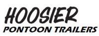 Hoosier Pontoon Boat Trailer Logo