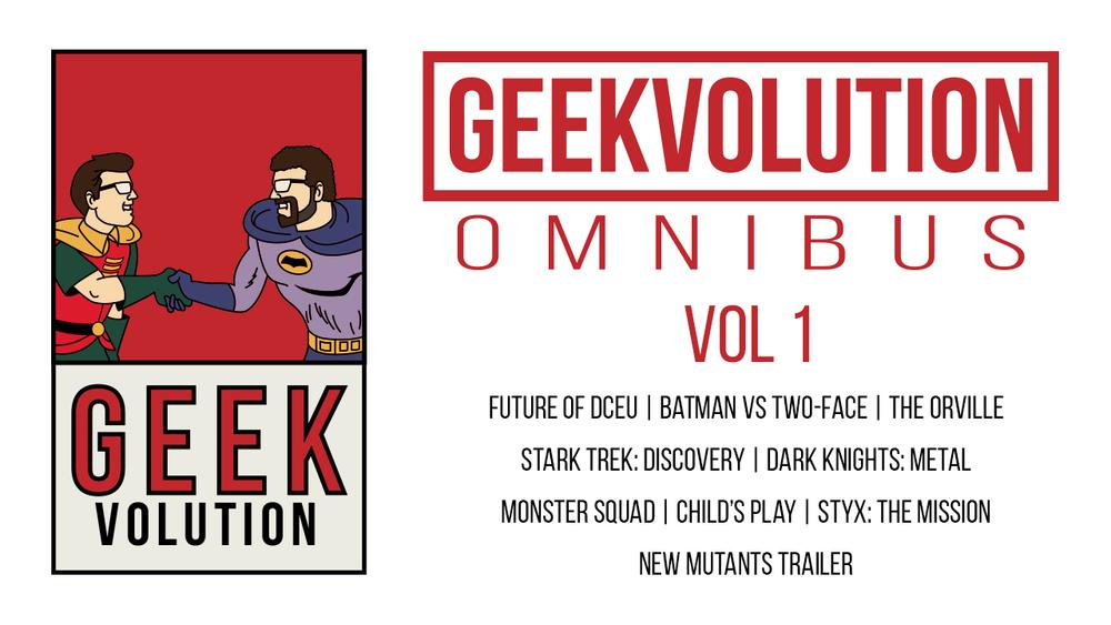Omnibus - Geekvolution - Title card for the 'Omnibus' video series