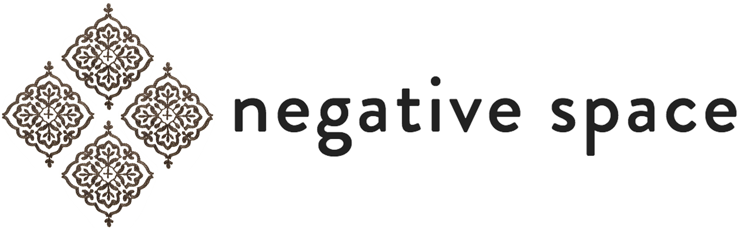 the negative space.life