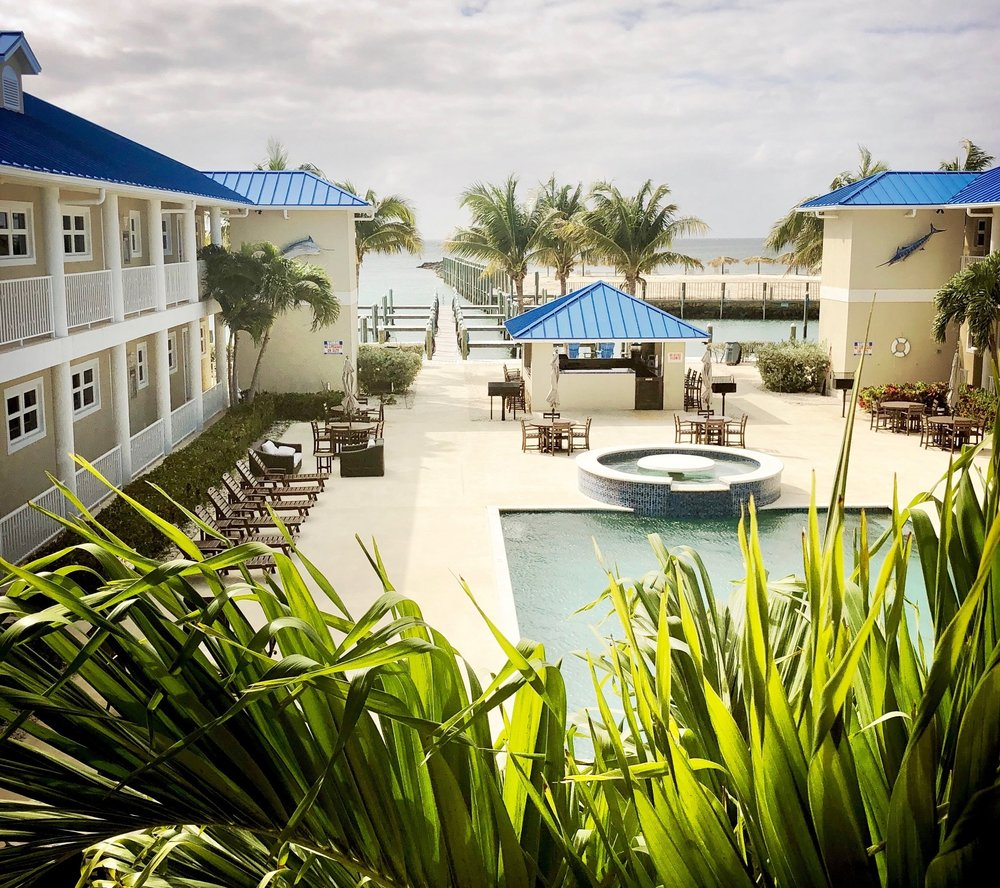 Open Air Places Blue Marlin Cove Resort and Marina
