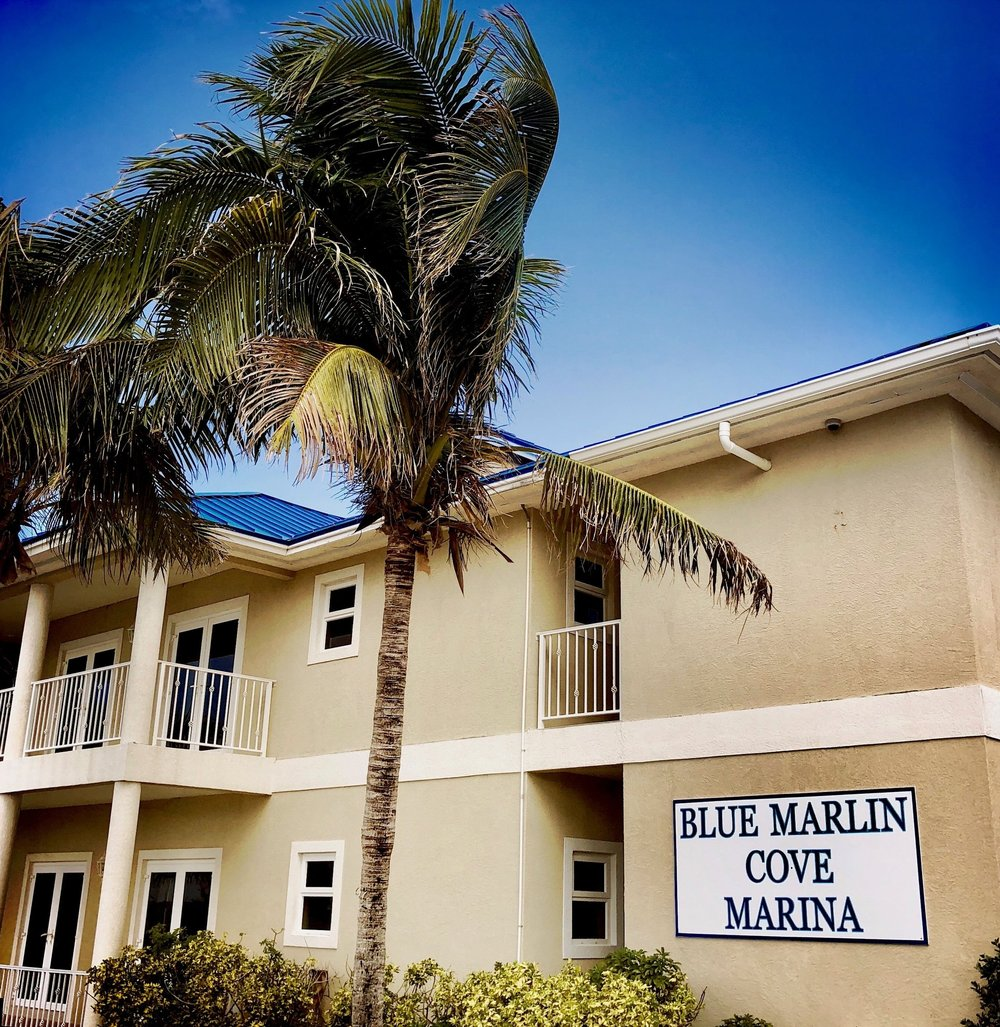 Open Air Places - Blue Marlin Cove Resort and Marina Grand Bahama Island
