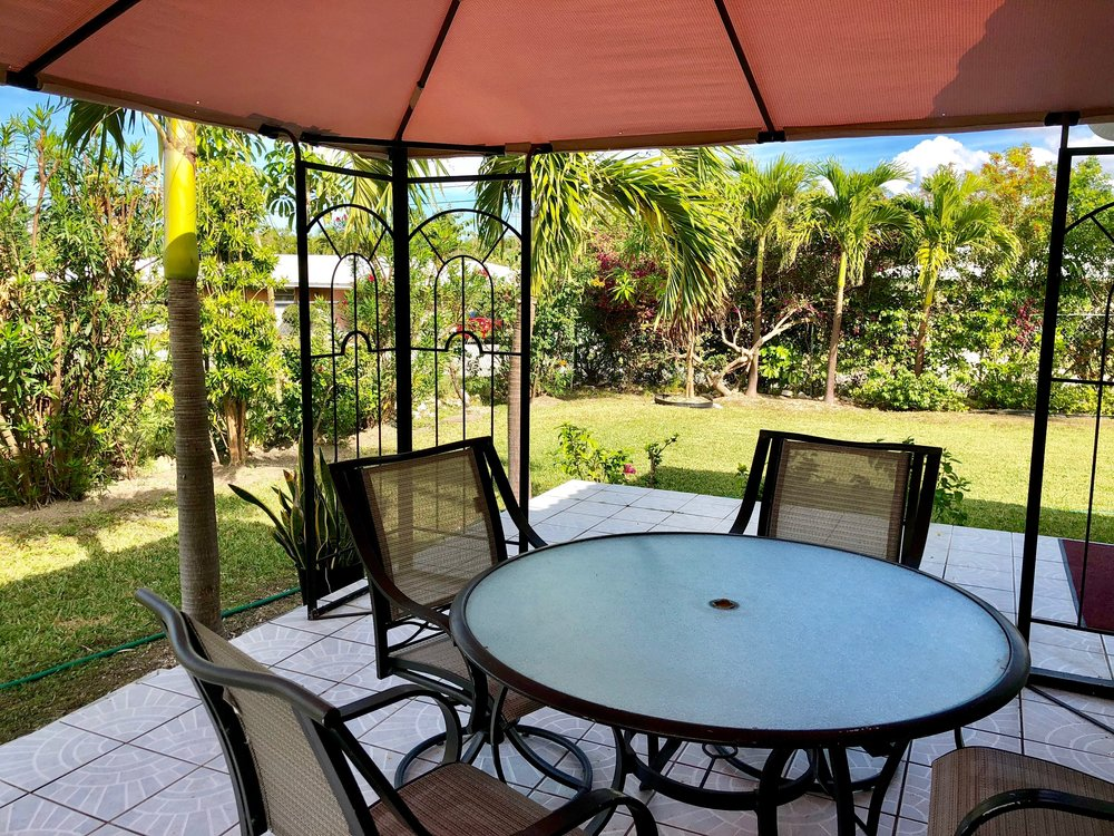 Open Air Places - Blanc Maison Unique Vacation Rental on Grand Bahama Island