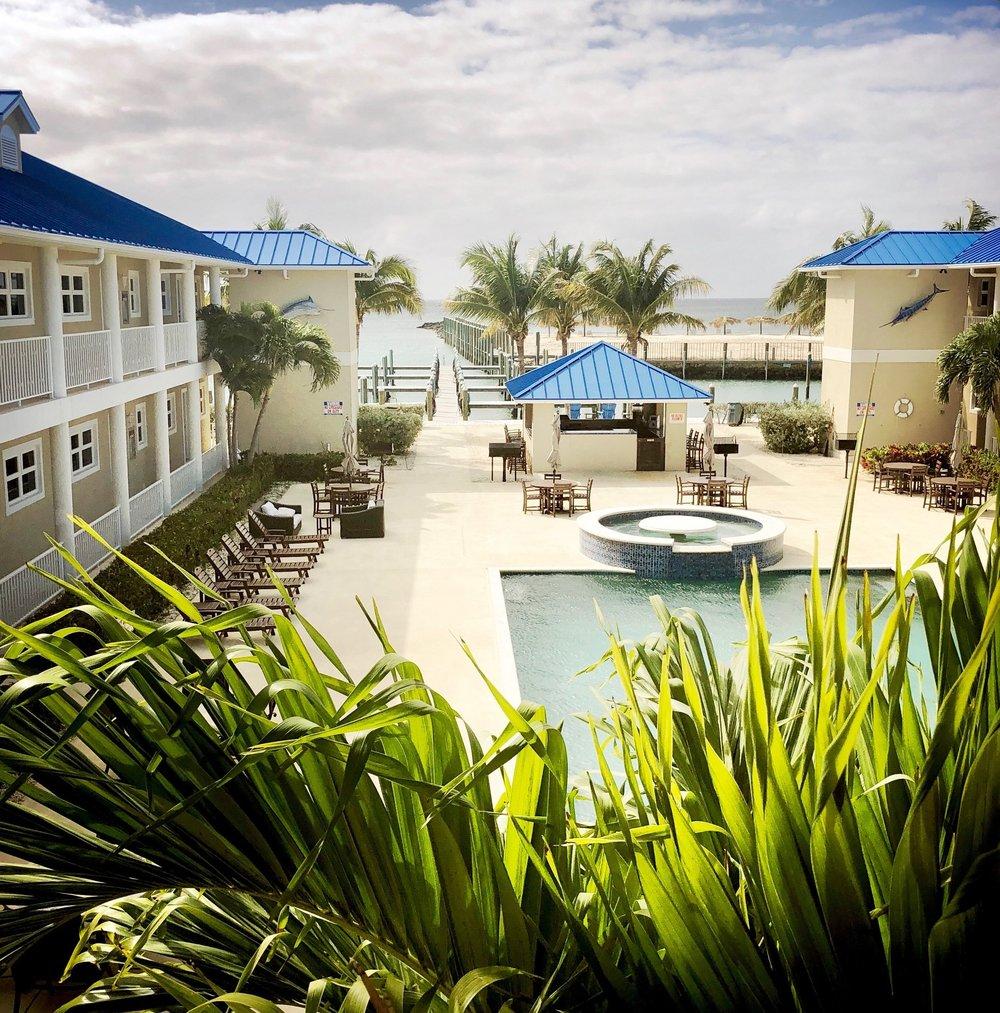 Open Air Places - Blue Marlin Cove Resort and Marina Grand Bahama Island