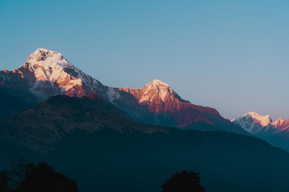 Nepal - Katmandu, Pokhara, Annapurna Massif