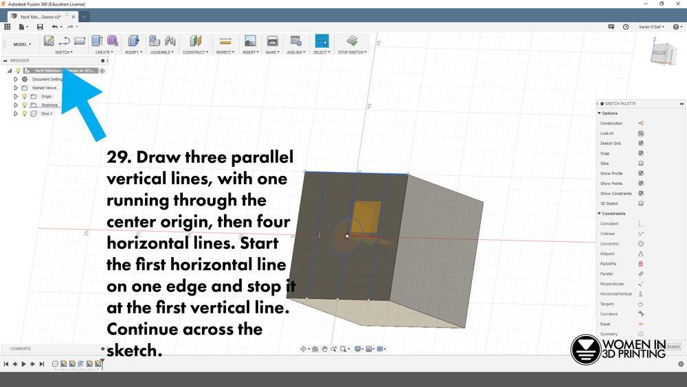 Yahtzee 3D Modeling Demo30.jpg